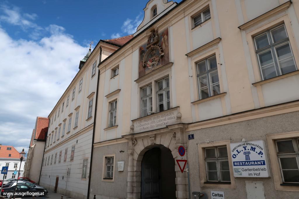 Wiener Neustadt Stift Neukloster