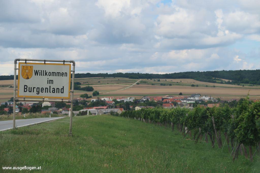 Grenze Burgenland Niederösterreich