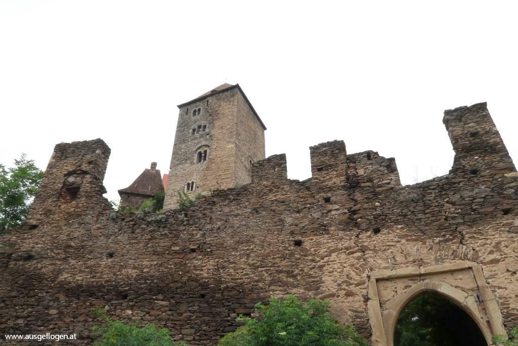 Hardegg Ausflug Burg