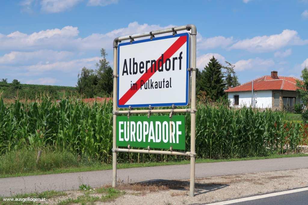 Pulkautal Alberndorf Europadorf