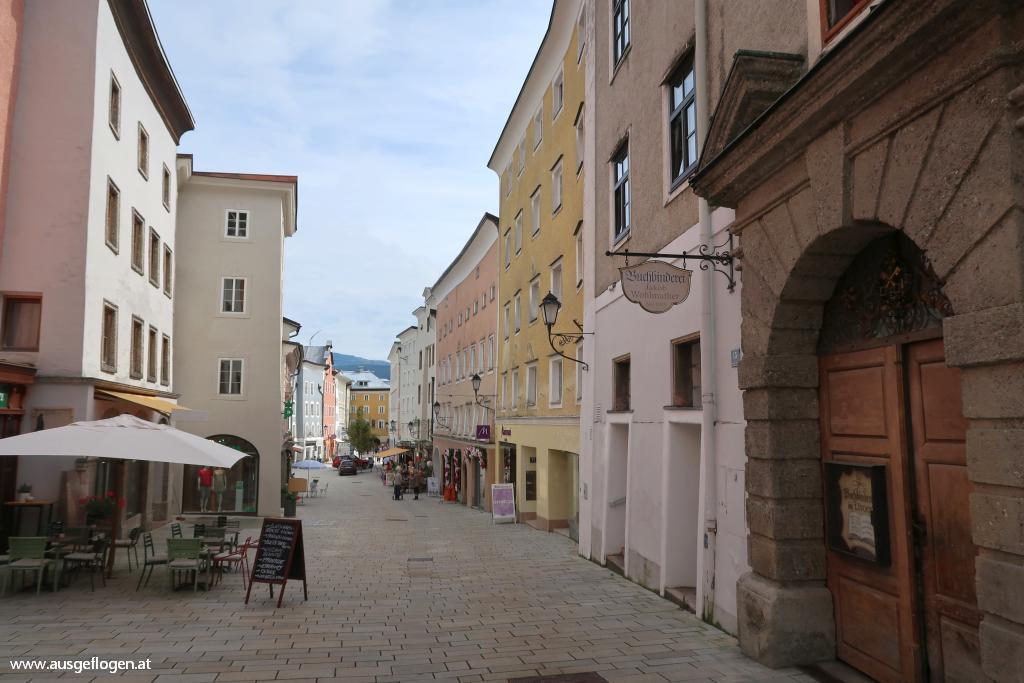 Hallein Salzburg Umgebung Ausflugsziele