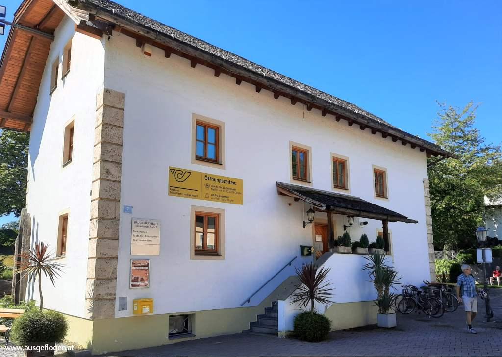 Oberndorf Stille Nacht Postamt