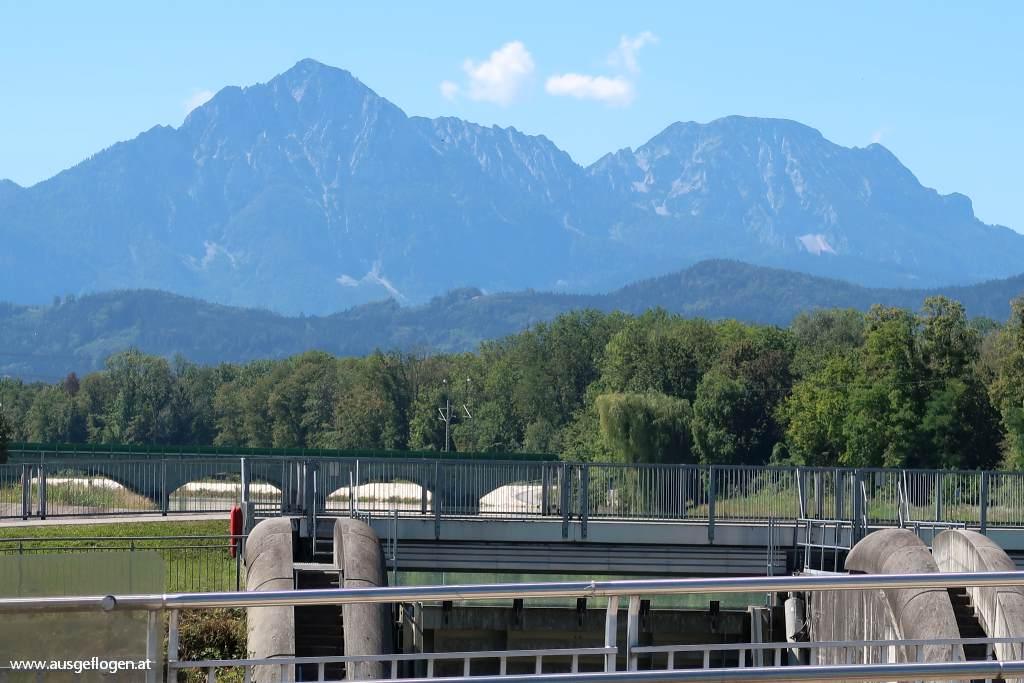 Grenzübergang Salzburg Freilassing