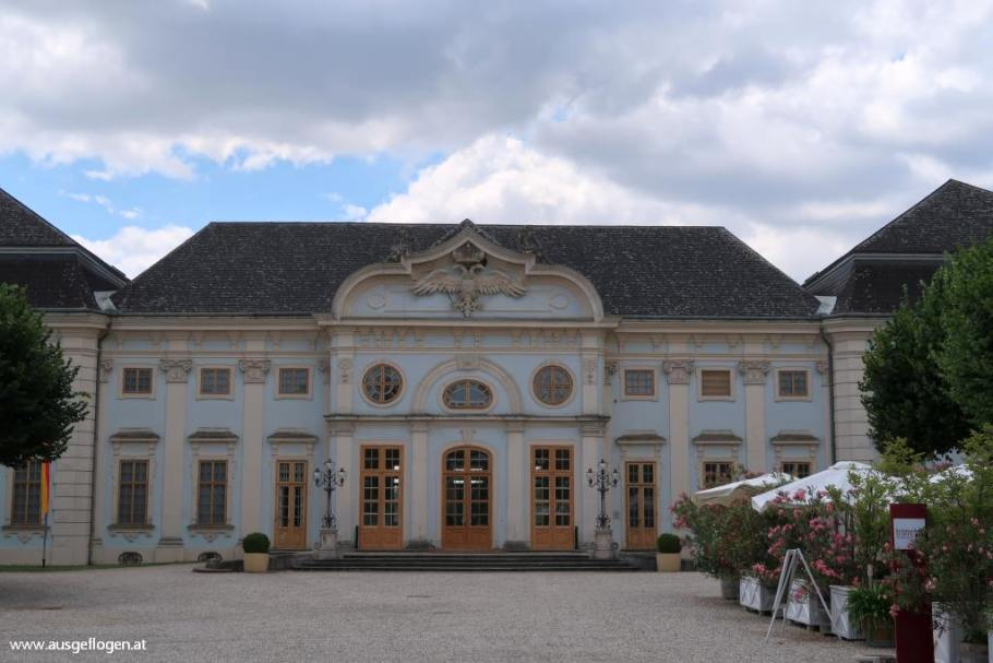 Schloss Halbturn Seewinkel