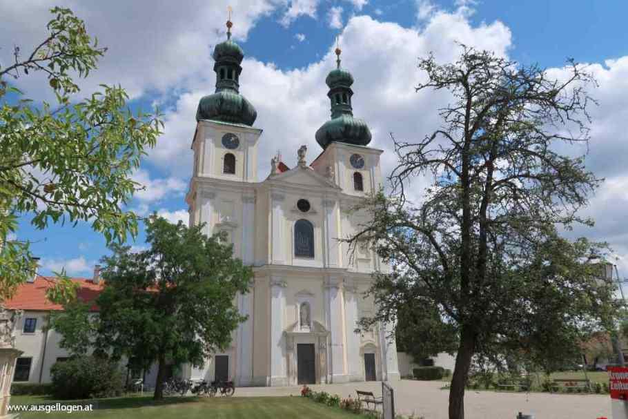 Frauenkirche Wallfahrtsort Basilika Seewinkel Sehenswürdigkeit Burgenland