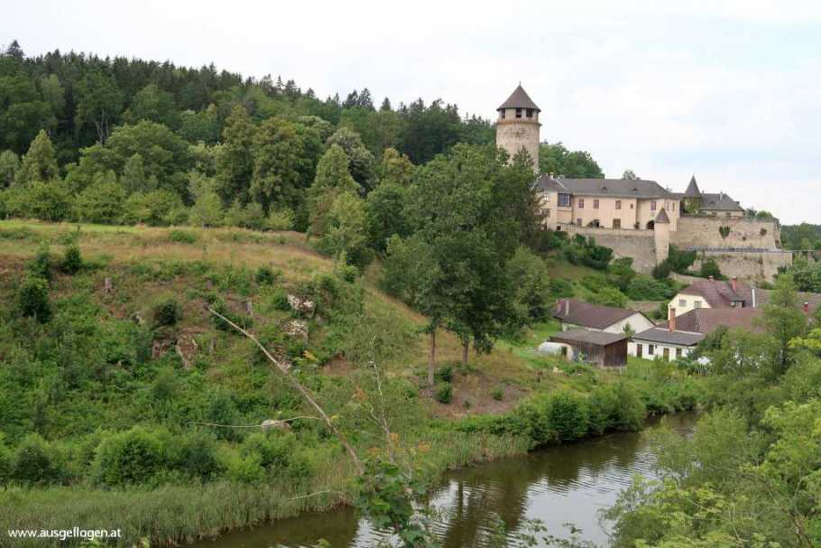 Litschau Herrensee nördlichste Stadt Österreichs