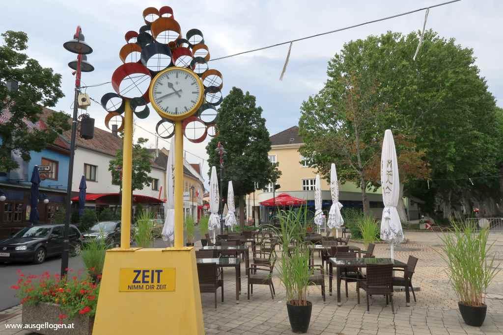 Mattersburg Zentrum