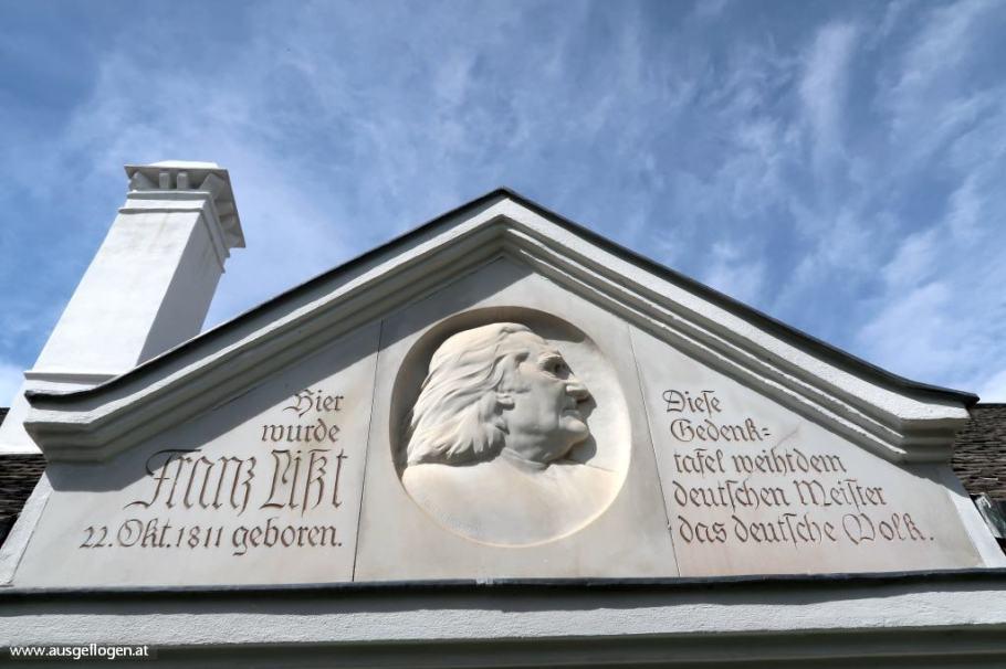 Liszt Haus Raiding