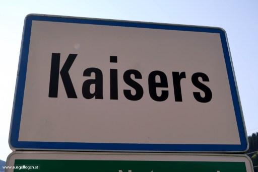 Kaisers Ortstafel