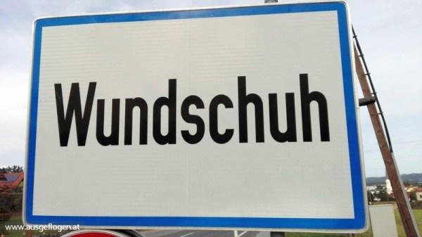 Wundschuh Ortstafel