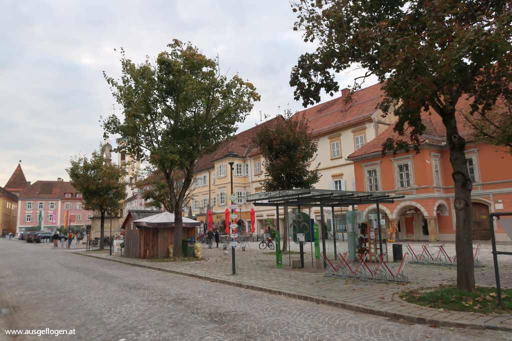 Bad Radkersburg Hauptplatz