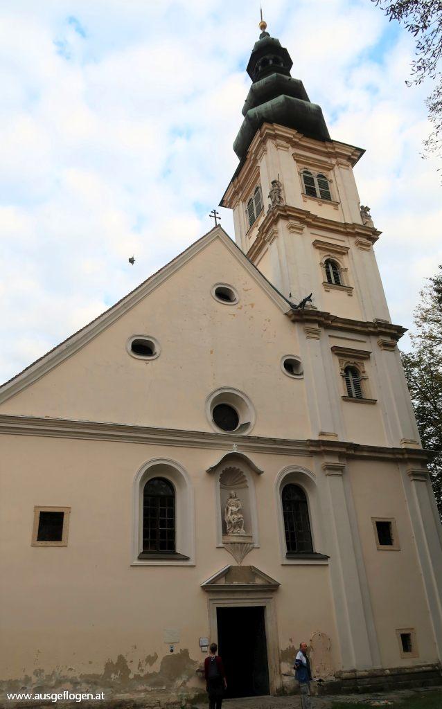 Bad Radkersburg Sehenswürdigkeiten Frauenkirche