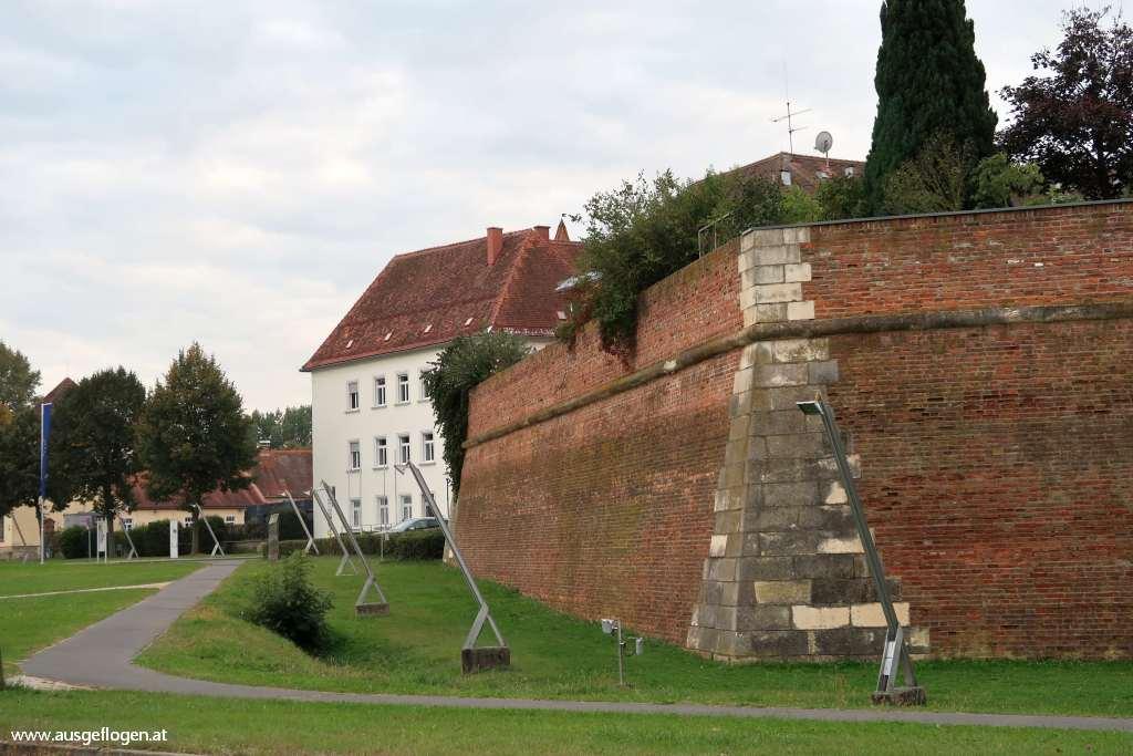 Bad Radkersburg Sehenswürdigkeiten Stadtbesfestigung