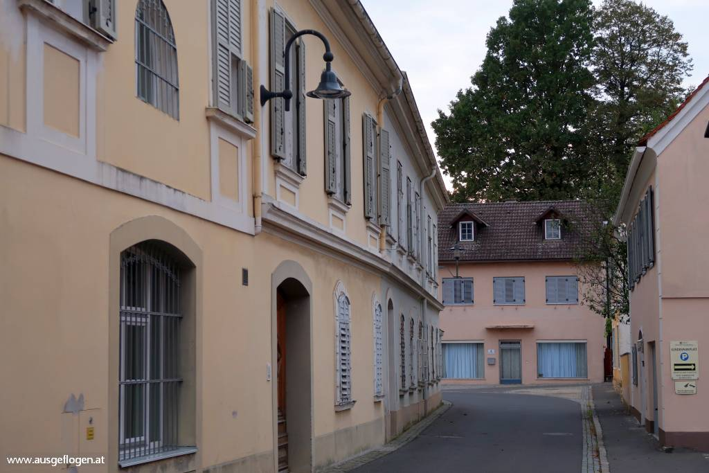 Bad Radkersburg Sehenswürdigkeiten Langgasse