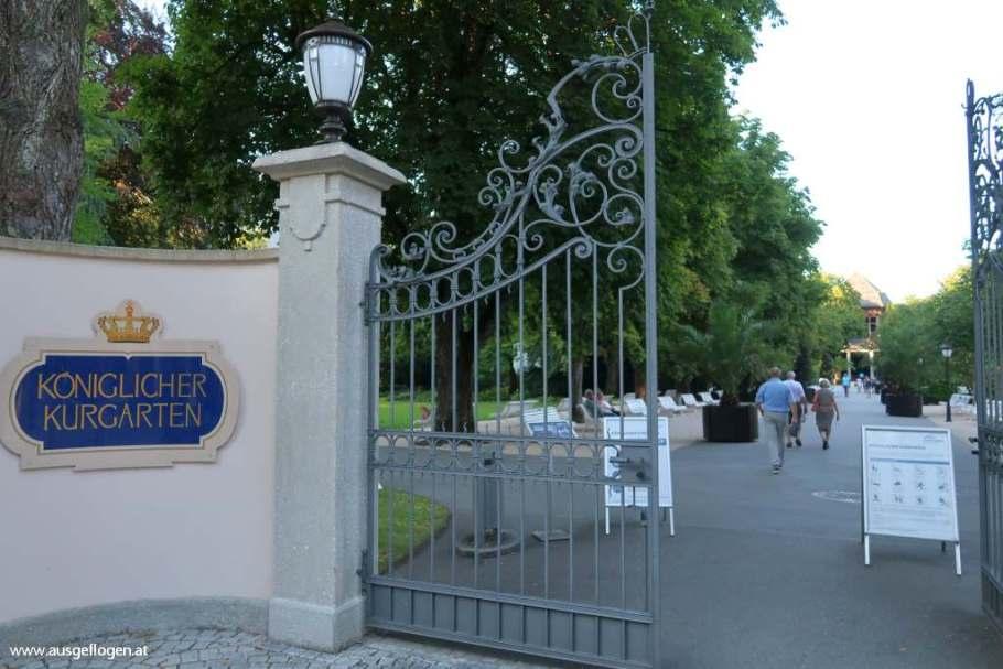 Königlicher Kurgarten Bad Reichenhall