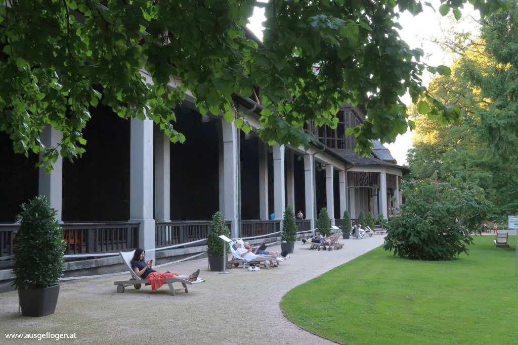 Königlicher Kurgarten