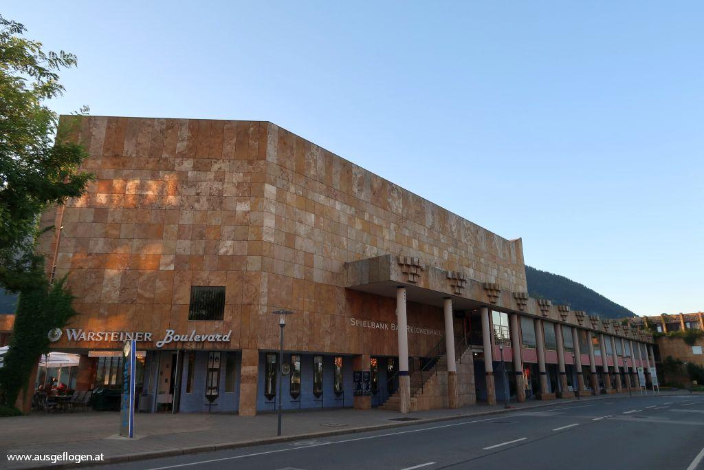 Stadtrundgang Bad Reichenhall Casino Spielbank
