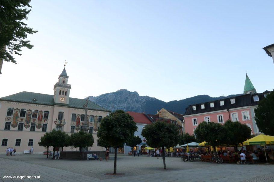StadtrundgangStadtrundgang Rathausplatz
