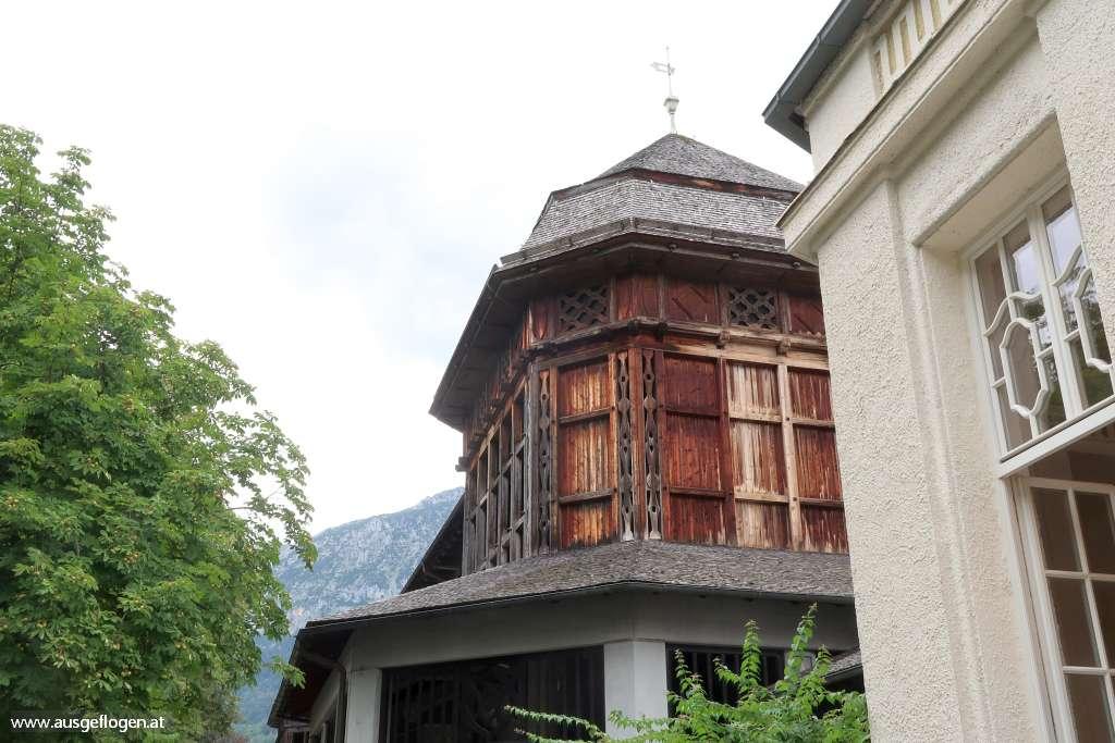 Gradierhaus Bad Reichenhall Sehenswürdigkeit