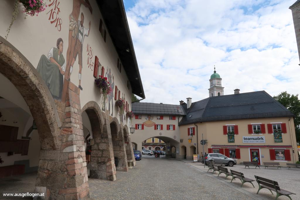 Ausflugsziele Bad Reichenhall Berchtesgadener Land