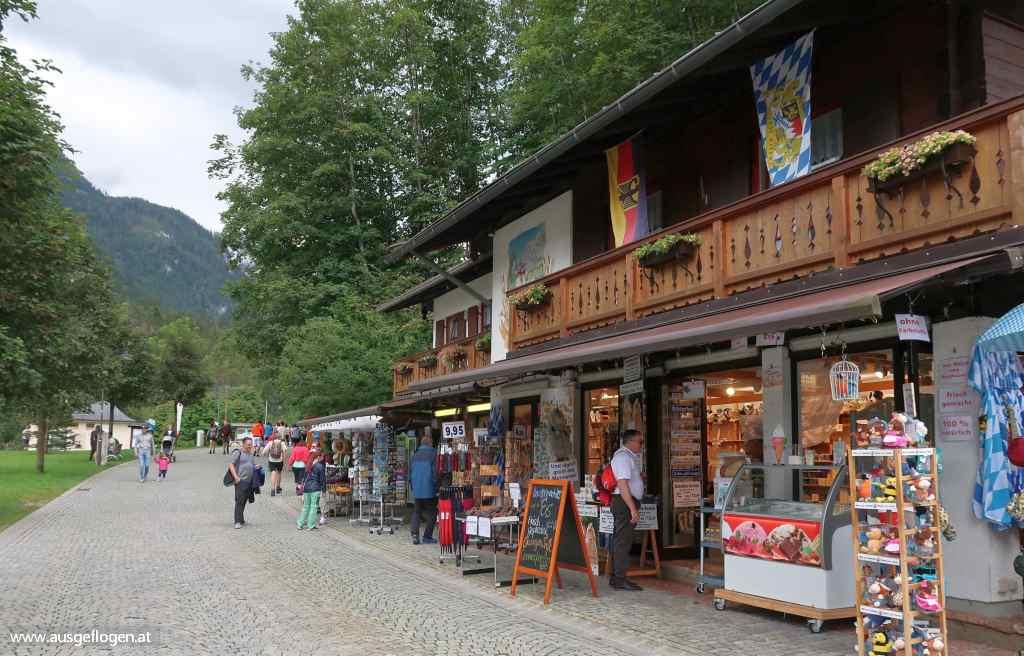 Königssee Ausflug Berchtesgadener Land