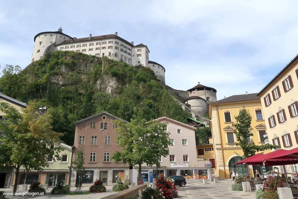 Kufstein Stadtrundgang