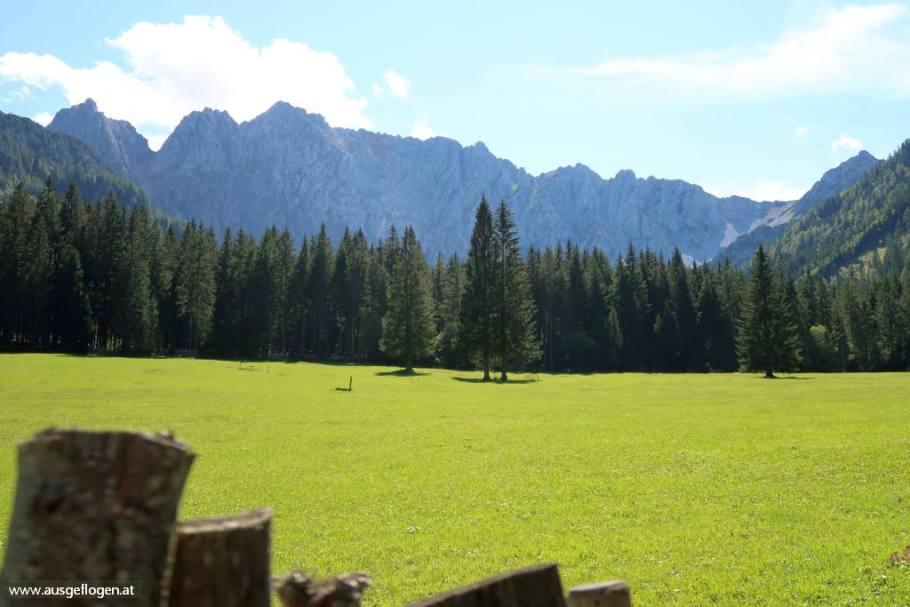 Bodental Märchenwiese Karawanken