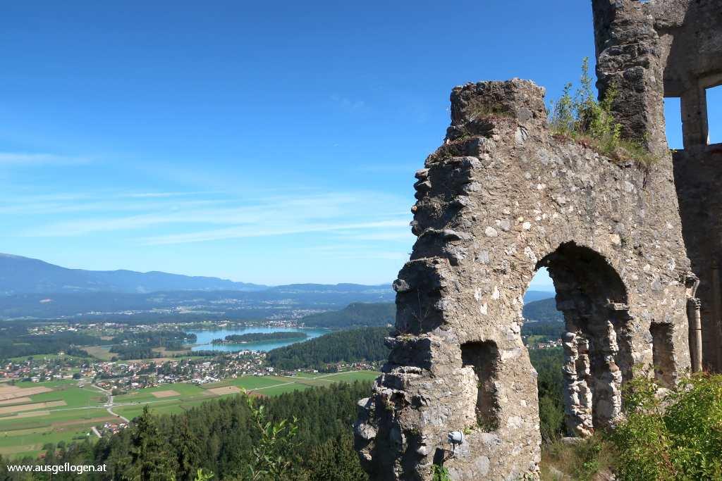 Burg Finkenstein Faaker See