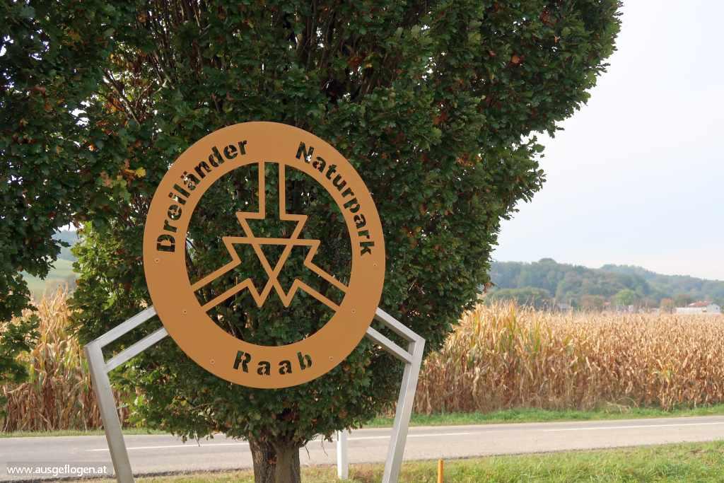 Naturpark Raab Dreiländereck