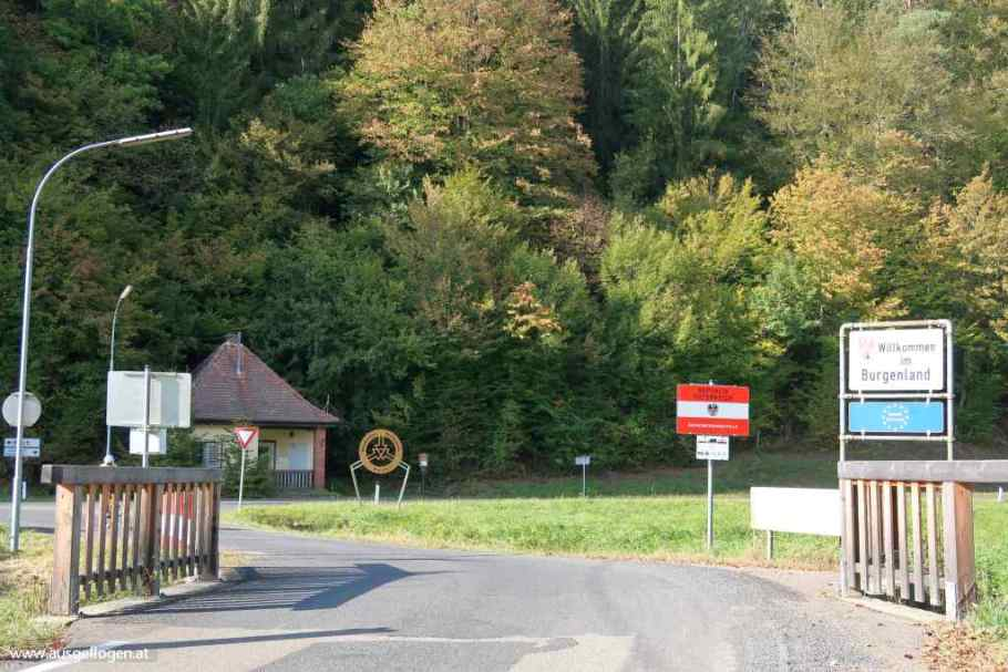 Grenzübergang Kalch