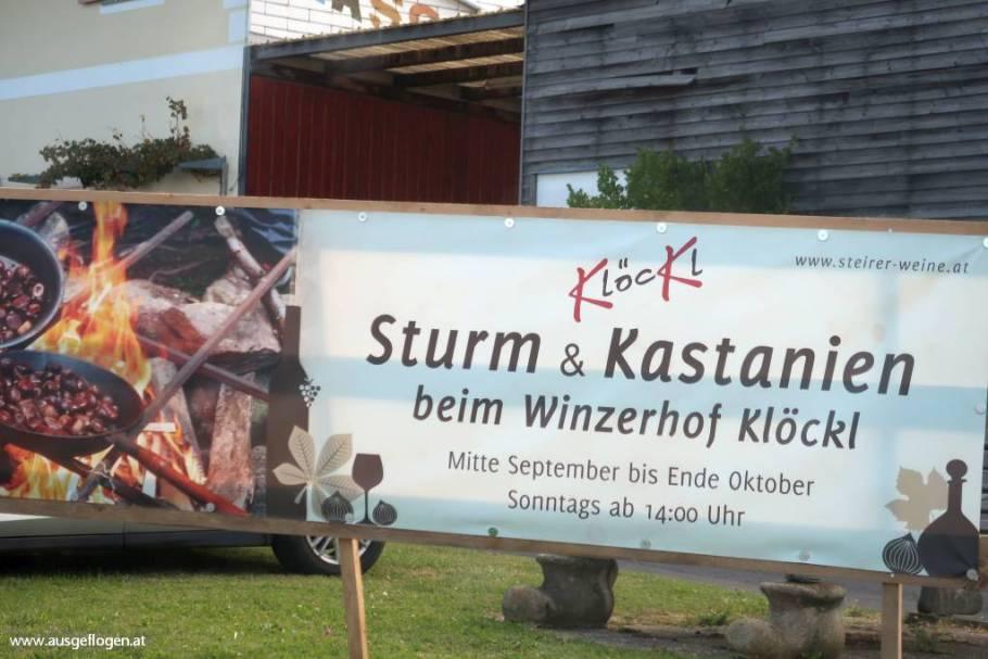 Klöcher Weinstraße Südoststeiermark