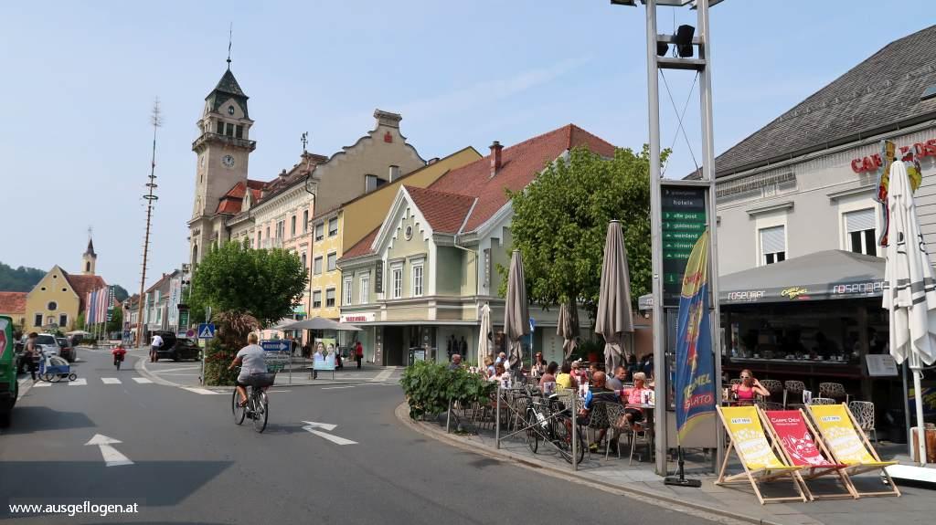 Lebnitz Hauptplatz