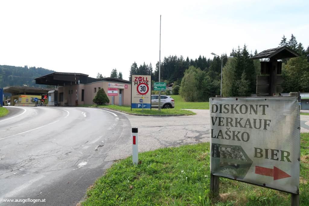 Radlpass Steiermark Drautal