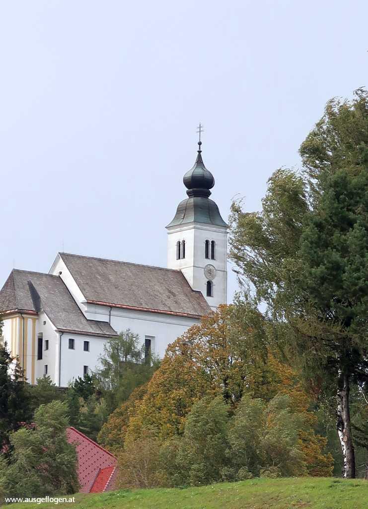 Wanderung Heiligengeistklamm Wallfahrtskirche Sveti Duh