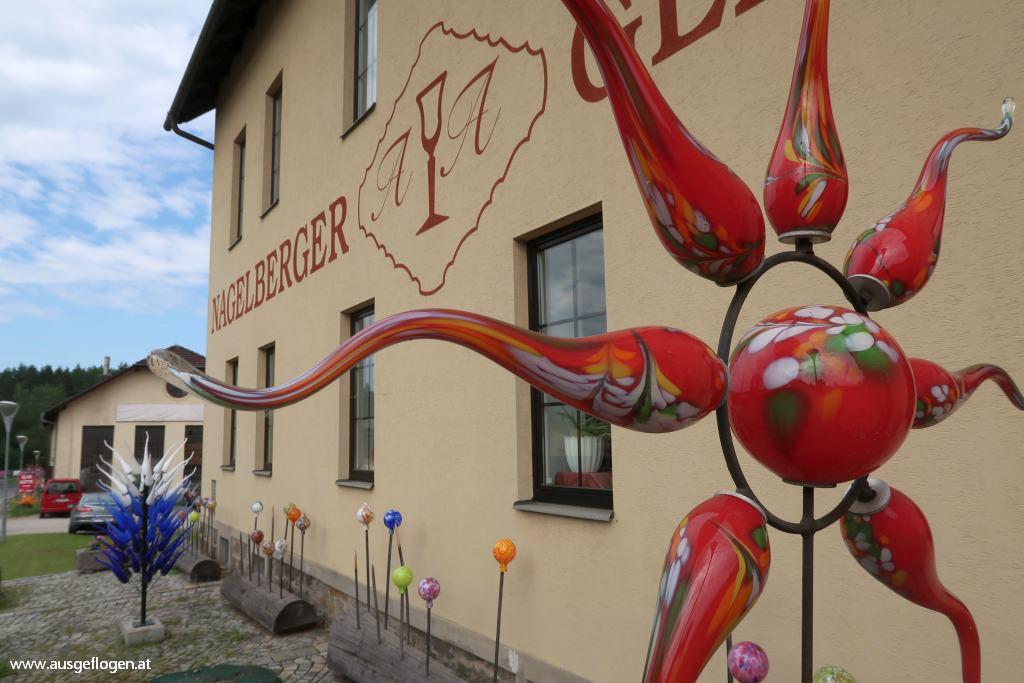 Alt-Nagelberg Glaskunst Apfelthaler