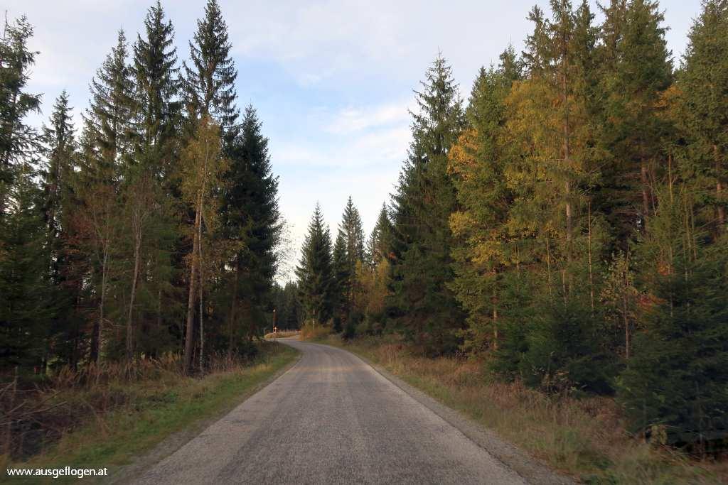 Buchers Südbohmen oberes Waldviertel