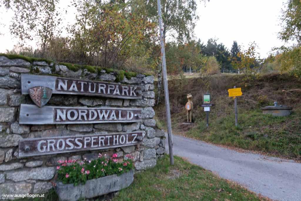 Naturpark Nordwald Bad Großpertholz