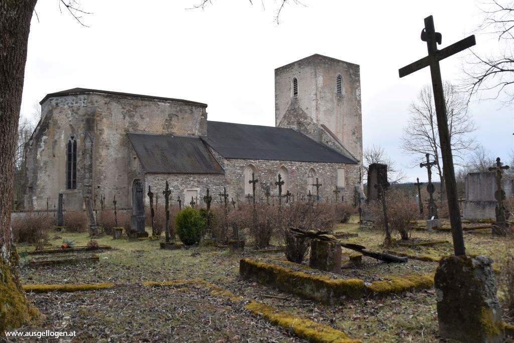 Döllersheim bei Allentsteig verschwundenes Dorf