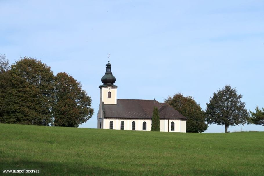 Mühlviertel Ausflugsziele Wallfahrtskirche Neu Maria Schnee