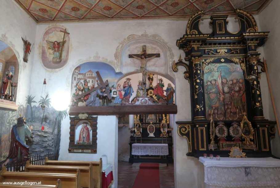 Altöttinger- und Grabeskirche Innichen San Candido