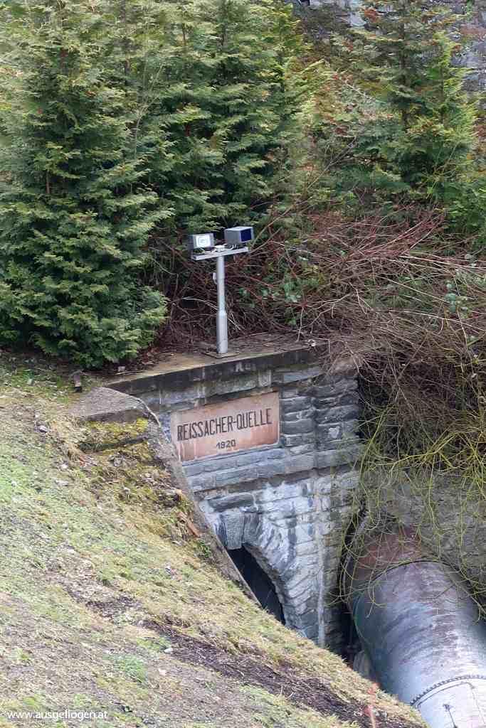 Bad Gastein Quellenpark