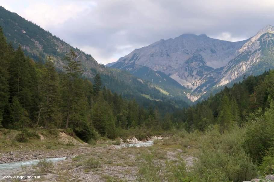 Rund ums KARWENDELGEBIRGE: vom Achensee bis nach Garmisch