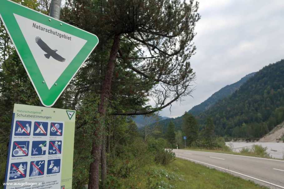 Großer Ahornboden Karwendel wo parken