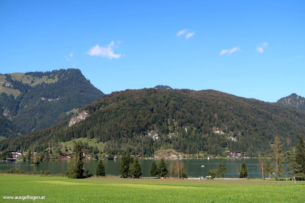 Kaiserwinkl Urlaub Tirol Walchsee