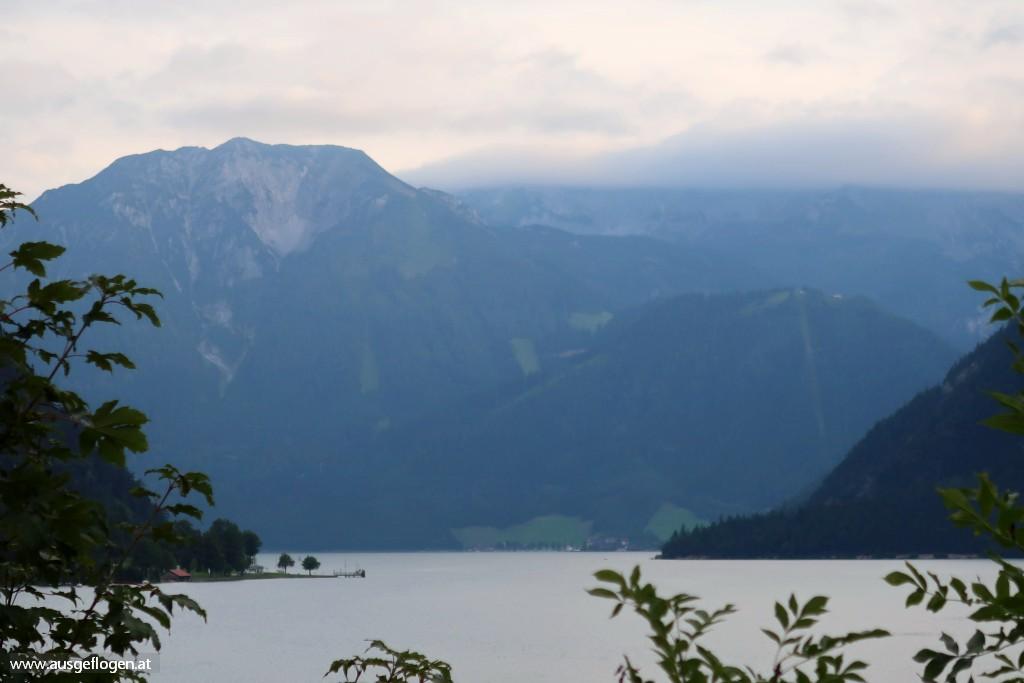 Achensee Tirol Karwendelgebirge