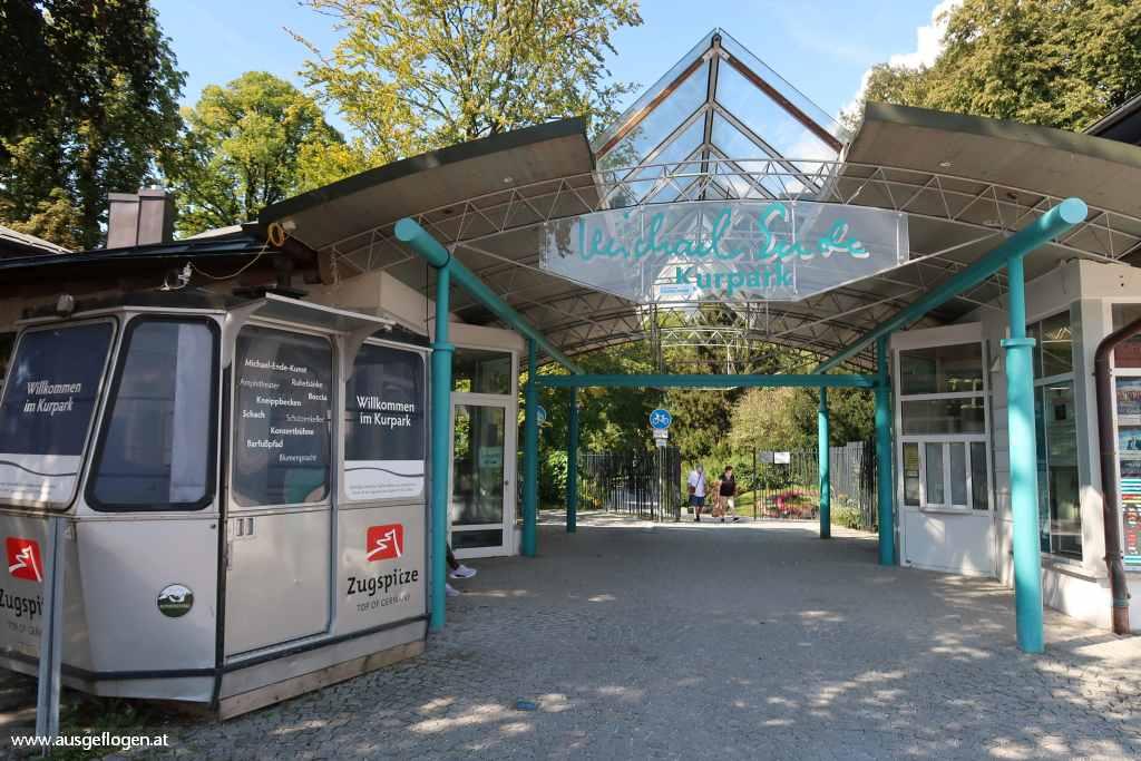 Garmisch-Partenkirchen Kurpark