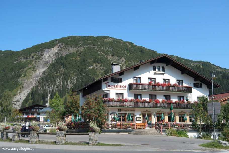 Warth in Vorarlberg