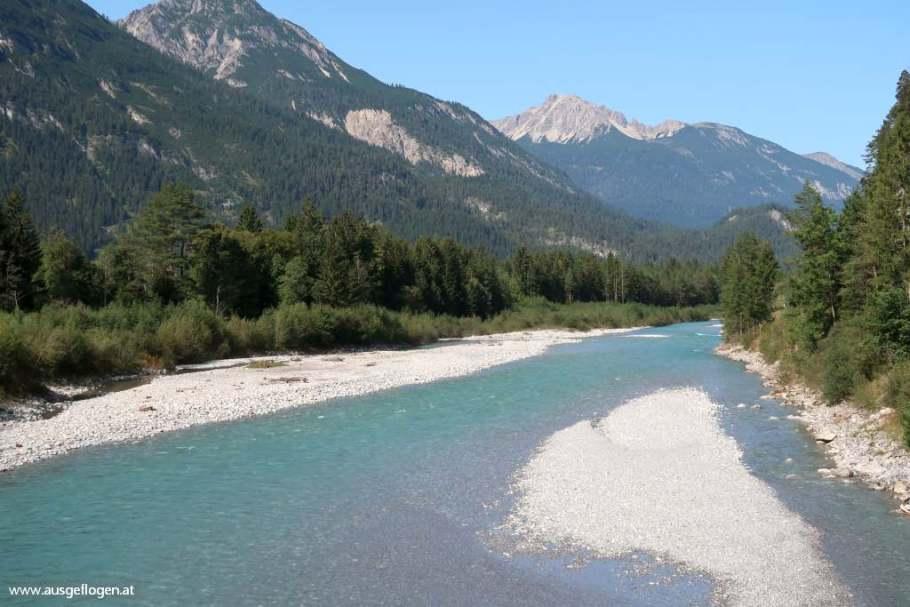 Auf Ausflug im LECHTAL: 8 Stationen im Tiroler Urlaubsparadies