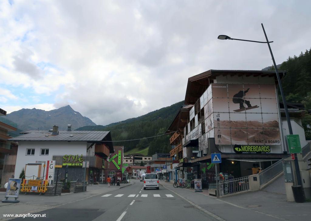 Ötztaler Alpen Sölden