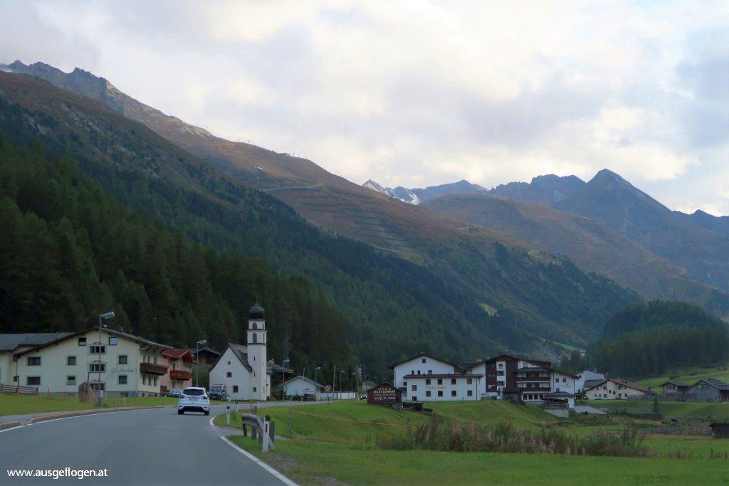 hinteres Ötztal Obergurgl